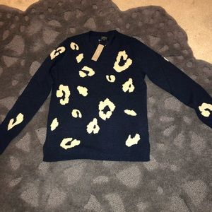 Brand New J.Crew 2019 Fall Collection Sweater..